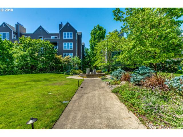 305 SW Montgomery St #302, Portland, OR 97201 (MLS #18591237) :: Cano Real Estate