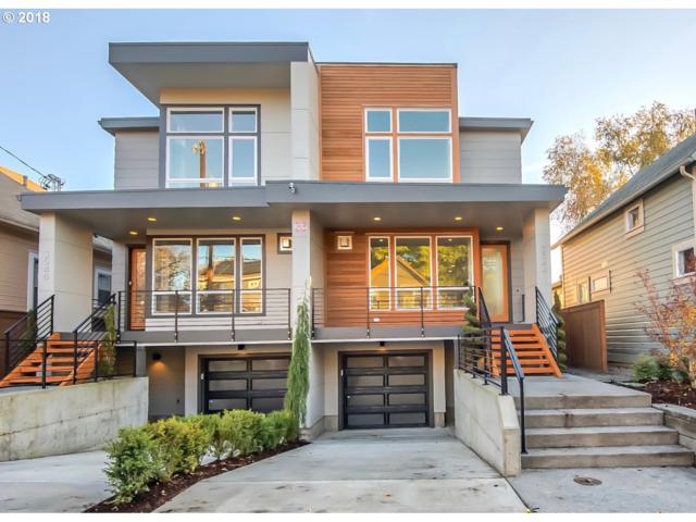 3544 SE Taylor St, Portland, OR 97214 (MLS #18597538) :: Fox Real Estate Group