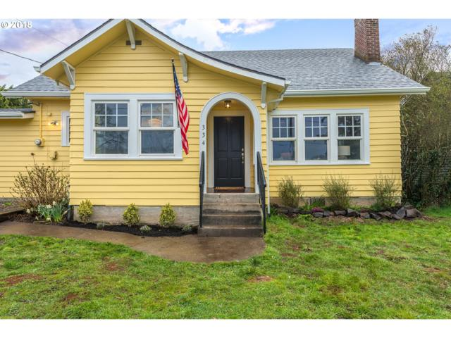 334 N 3RD St, St. Helens, OR 97051 (MLS #18614681) :: Next Home Realty Connection