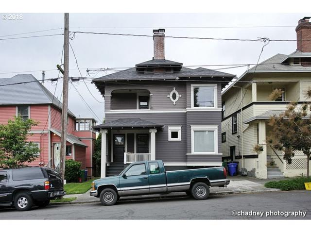 417 SE 15TH Ave, Portland, OR 97214 (MLS #18619083) :: The Dale Chumbley Group