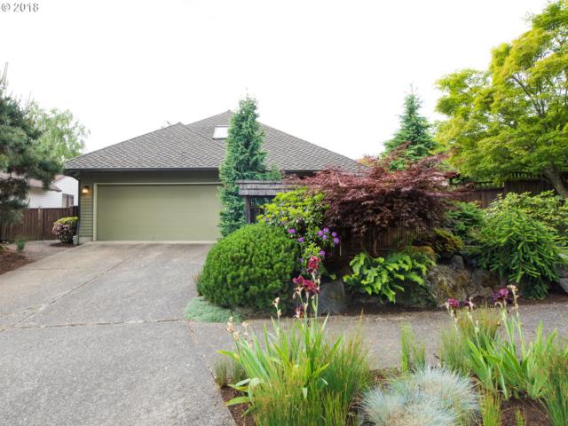 5515 NW Edgebrook Pl, Portland, OR 97229 (MLS #18621031) :: Portland Lifestyle Team