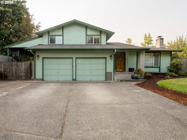 2495 Chuckanut St, Eugene, OR 97408 (MLS #18637061) :: The Lynne Gately Team
