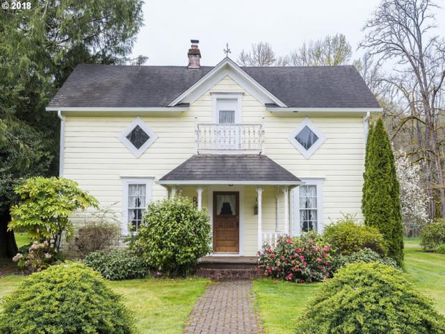 21749 S Clear Creek Rd, Estacada, OR 97023 (MLS #18639862) :: Matin Real Estate