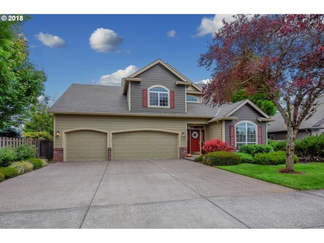 3035 NW Gravenstein St, Camas, WA 98607 (MLS #18640542) :: The Dale Chumbley Group