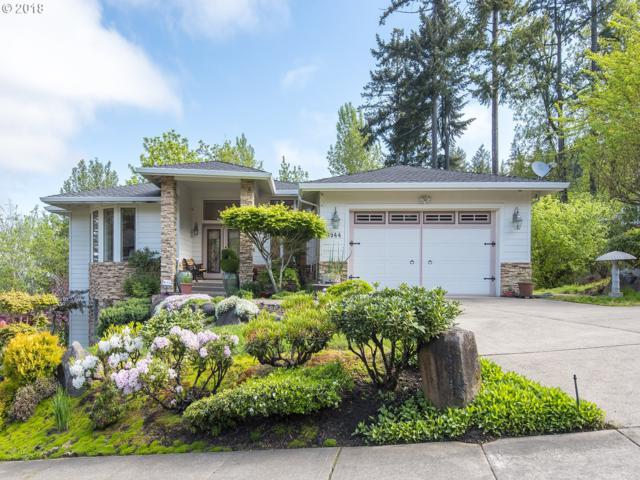 8344 SE 138TH Dr, Portland, OR 97236 (MLS #18644320) :: Next Home Realty Connection