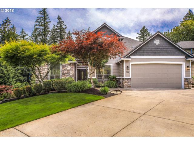 514 NW 24TH Cir, Camas, WA 98607 (MLS #18650443) :: The Dale Chumbley Group