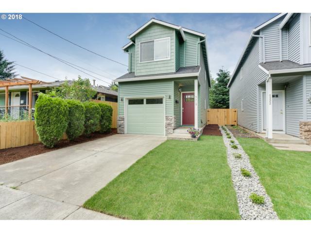9319 N Adriatic Ave, Portland, OR 97203 (MLS #18650937) :: Portland Lifestyle Team