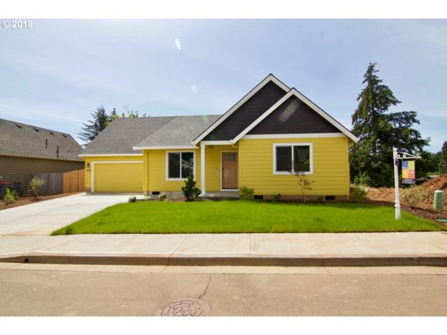 315 NW Pacific Hills Dr, Willamina, OR 97396 (MLS #18656203) :: Next Home Realty Connection
