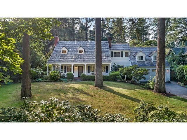 310 Chandler Pl, Lake Oswego, OR 97034 (MLS #18657873) :: Next Home Realty Connection