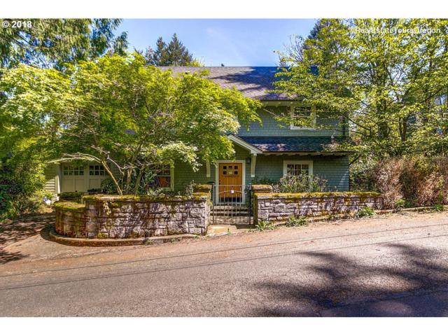 2615 SW Buena Vista Dr, Portland, OR 97201 (MLS #18662748) :: Team Zebrowski