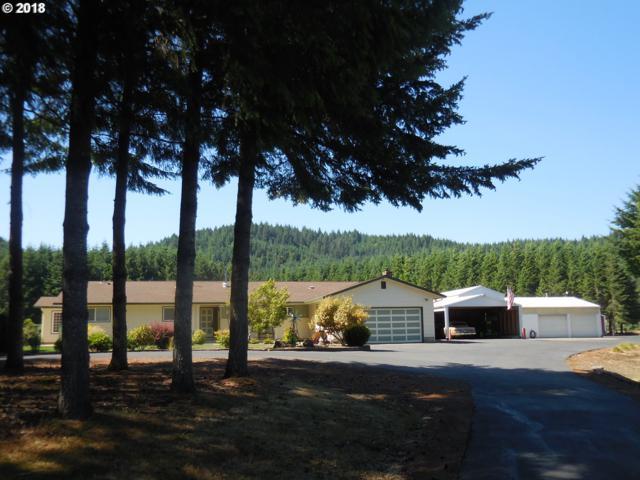 25895 Salmon River Hwy, Willamina, OR 97396 (MLS #18672458) :: Portland Lifestyle Team
