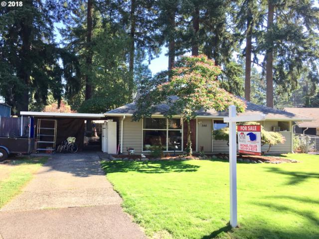 546 SE 136TH Ave, Portland, OR 97233 (MLS #18676300) :: Portland Lifestyle Team