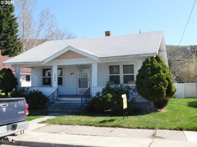 1245 Valley Ave, Baker City, OR 97814 (MLS #18676732) :: The Dale Chumbley Group