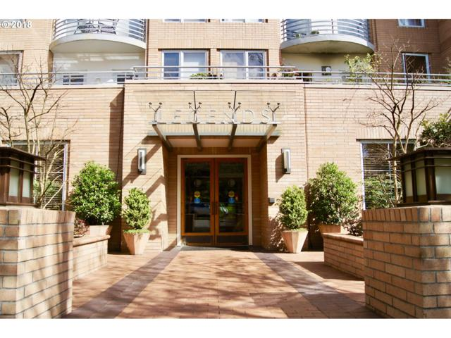 1132 SW 19th Ave #303, Portland, OR 97205 (MLS #18688332) :: R&R Properties of Eugene LLC