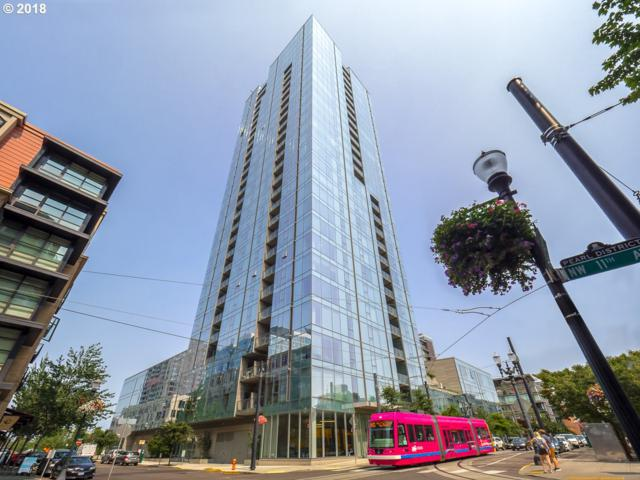 1075 NW Northrup St #612, Portland, OR 97209 (MLS #18688769) :: Portland Lifestyle Team