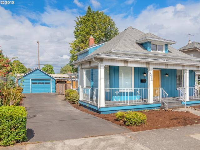 7635 SE Washington St, Portland, OR 97215 (MLS #18697387) :: The Dale Chumbley Group