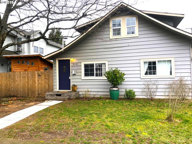 9151 SE Pine St, Portland, OR 97216 (MLS #18699045) :: Realty Edge