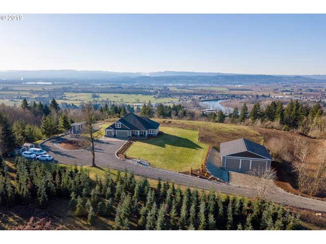 4711 NW 379TH St, Woodland, WA 98674 (MLS #19003461) :: Next Home Realty Connection