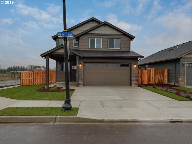 1717 NW 26TH Ave, Battle Ground, WA 98604 (MLS #19007554) :: Premiere Property Group LLC