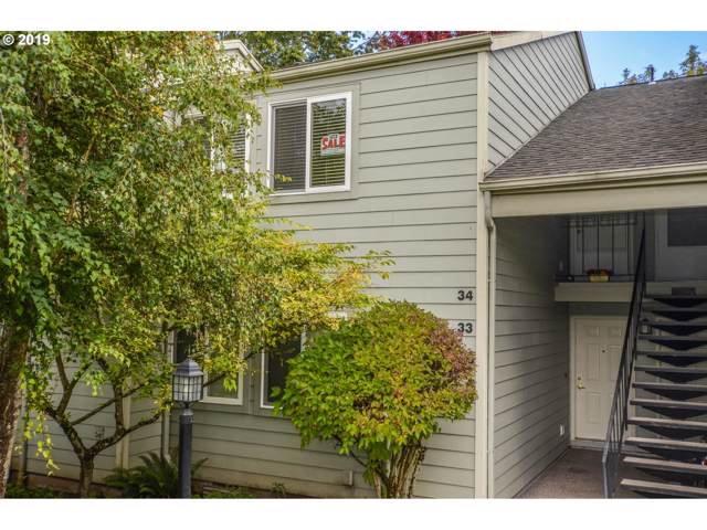 5160 NW Neakahnie Ave #34, Portland, OR 97229 (MLS #19008915) :: Next Home Realty Connection