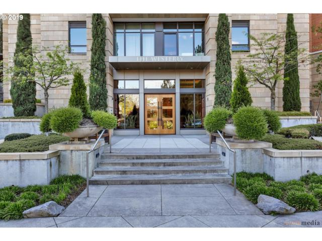 2351 NW Westover Rd #305, Portland, OR 97210 (MLS #19008982) :: The Liu Group