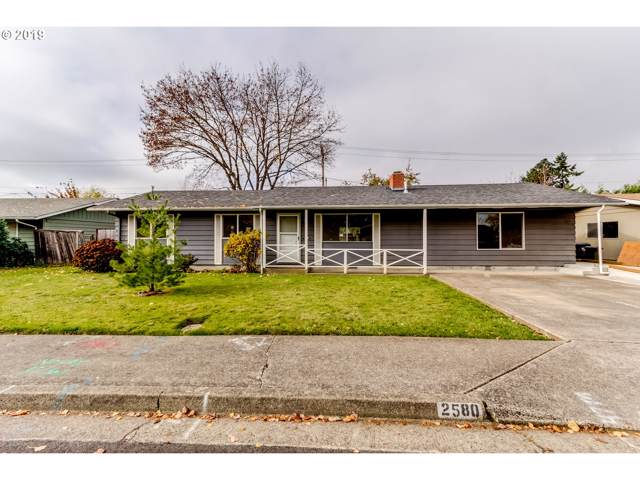 2580 Quebec St, Eugene, OR 97408 (MLS #19012299) :: Song Real Estate