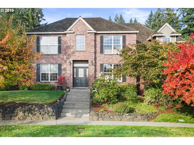 16350 SW Cinnabar Ct, Beaverton, OR 97007 (MLS #19023099) :: The Liu Group