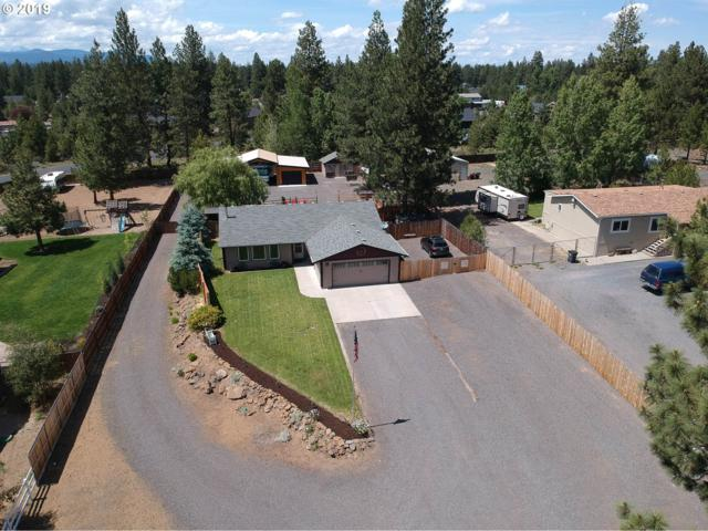 60267 Cinder Butte Rd, Bend, OR 97702 (MLS #19026310) :: The Sadle Home Selling Team