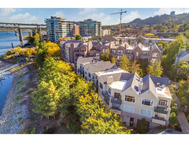 225 SW Montgomery St G-9, Portland, OR 97201 (MLS #19029301) :: McKillion Real Estate Group