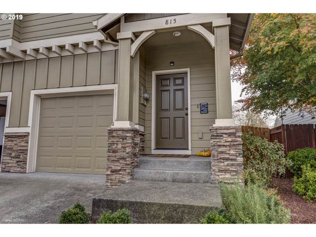 815 NW 1ST Ave, Canby, OR 97013 (MLS #19040697) :: Gregory Home Team | Keller Williams Realty Mid-Willamette