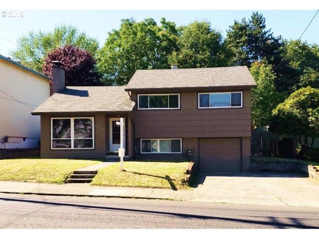 8534 SE Holgate Blvd, Portland, OR 97266 (MLS #19047982) :: The Liu Group