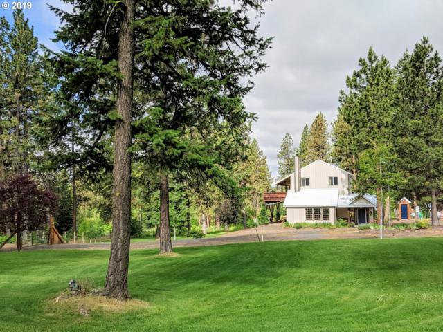 66510 Old Oregon Trail, Meacham, OR 97859 (MLS #19075326) :: Townsend Jarvis Group Real Estate