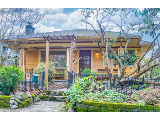 2244 SE Harrison St, Portland, OR 97214 (MLS #19078876) :: Next Home Realty Connection