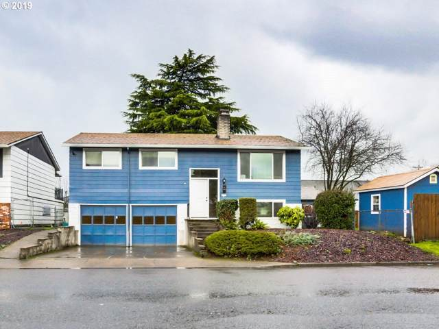 9216 SE Market St, Portland, OR 97216 (MLS #19084585) :: Premiere Property Group LLC