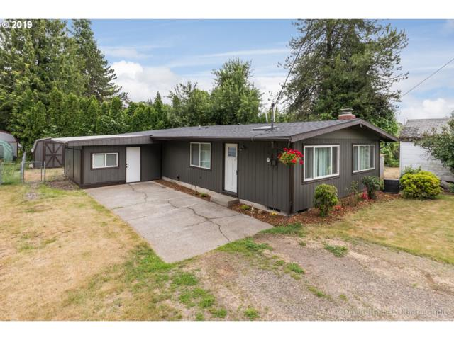 33367 Nw Ej Smith Rd, Scappoose, OR 97056 (MLS #19099103) :: Change Realty