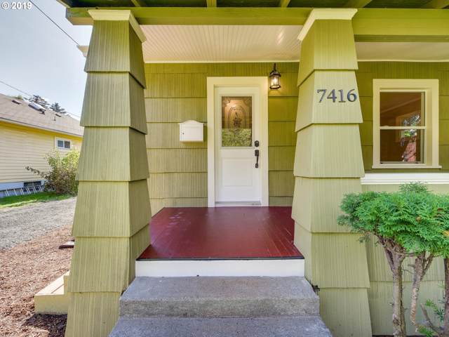 7416 N Seneca St, Portland, OR 97203 (MLS #19100629) :: Next Home Realty Connection
