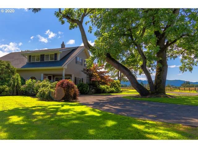 20 Hedlund Rd, Cathlamet, WA 98612 (MLS #19101212) :: Brantley Christianson Real Estate