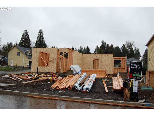 1687 NE 17th Ave Lot29, Canby, OR 97013 (MLS #19105959) :: Fox Real Estate Group