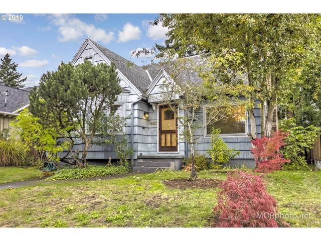 1522 NE 56TH Ave, Portland, OR 97213 (MLS #19109615) :: Next Home Realty Connection