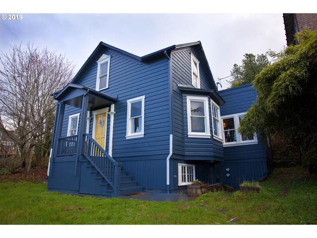 3027 Franklin Ave, Astoria, OR 97103 (MLS #19112568) :: Team Zebrowski