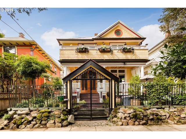 231 SE 17TH Ave, Portland, OR 97214 (MLS #19135918) :: Next Home Realty Connection