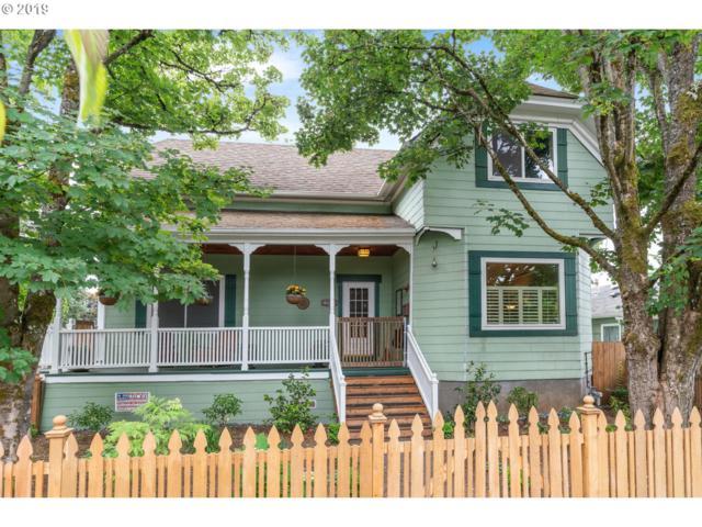 5522 SE Ramona St, Portland, OR 97206 (MLS #19139535) :: McKillion Real Estate Group
