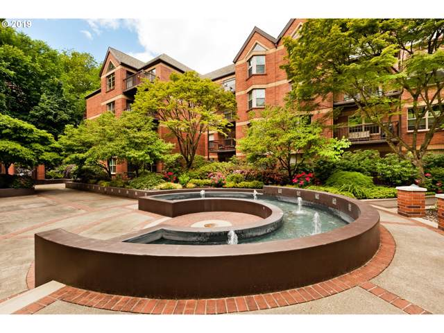 1500 SW Park Ave #431, Portland, OR 97201 (MLS #19159791) :: The Liu Group