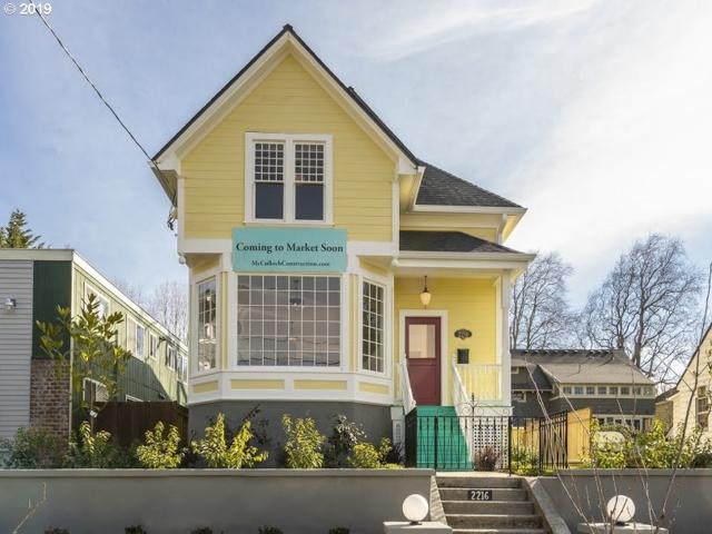 2216 NE 15TH Ave, Portland, OR 97212 (MLS #19162761) :: The Sadle Home Selling Team