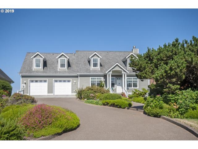 6410 SW Arbor Dr, South Beach, OR 97366 (MLS #19165107) :: McKillion Real Estate Group