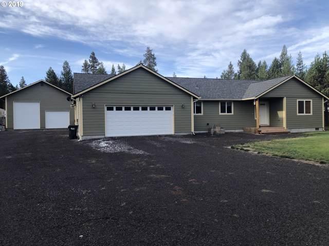 16183 North Dr, La Pine, OR 97739 (MLS #19173553) :: Song Real Estate