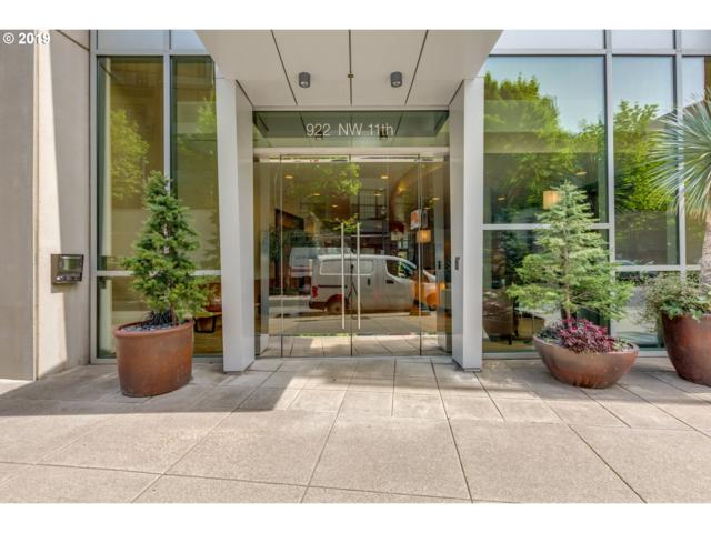 922 NW 11TH Ave #406, Portland, OR 97209 (MLS #19173896) :: Next Home Realty Connection