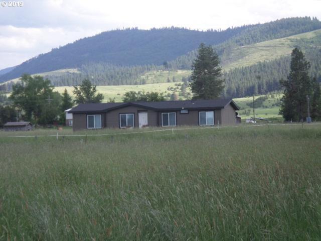 70724 Bear Creek Rd, Wallowa, OR 97885 (MLS #19175461) :: Fox Real Estate Group