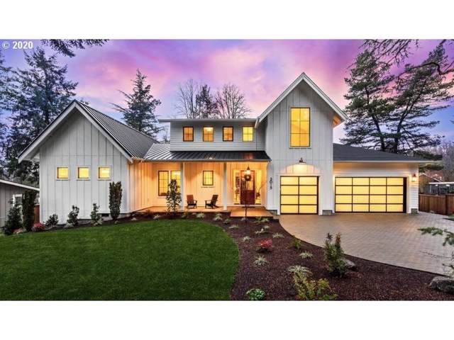 3015 Wembley Park Rd, Lake Oswego, OR 97034 (MLS #19176143) :: McKillion Real Estate Group
