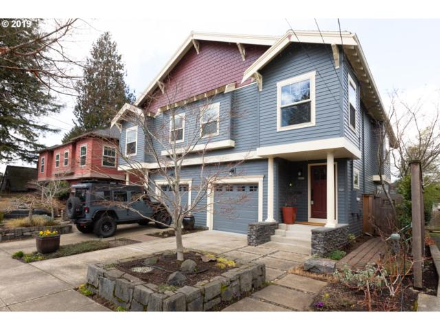 5857 SE Yamhill St, Portland, OR 97215 (MLS #19178391) :: Realty Edge